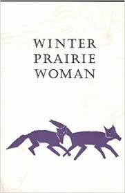 winter prairie woman 1
