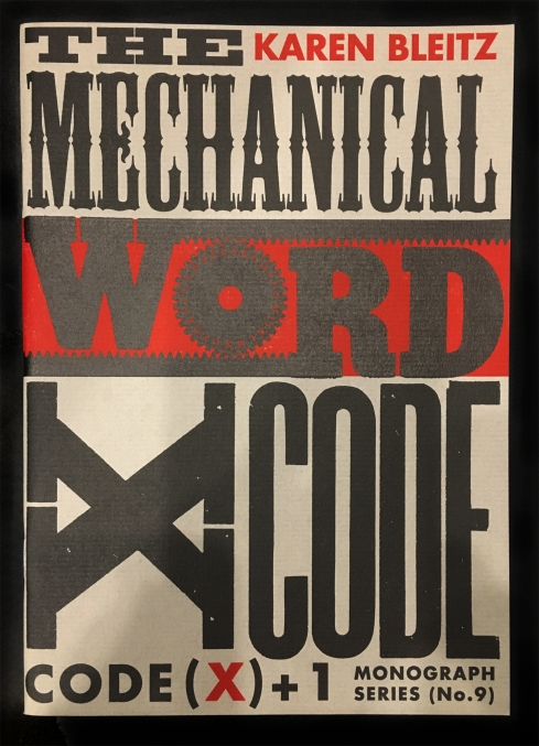 Mechanical Word Codex