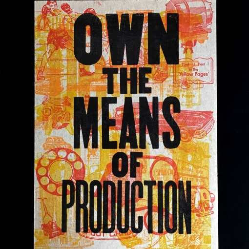 Own the Meas of Production Kennedy