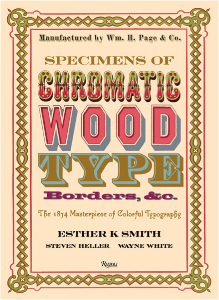 Chrmoatic Wood Type Cover Smith