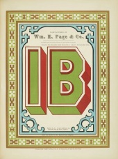 IB Chromatic Wood Type