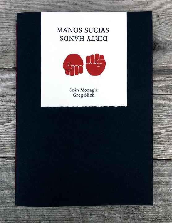 Manos Sucia cover blog