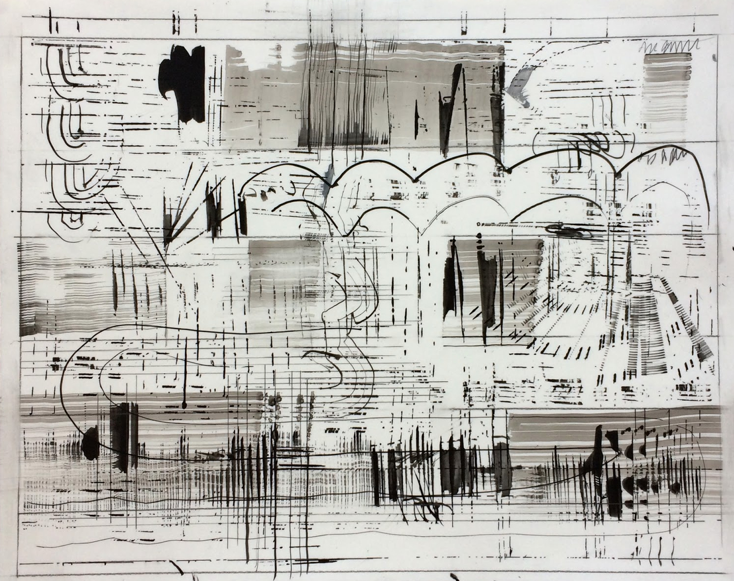 Visual Sound Drawings 1