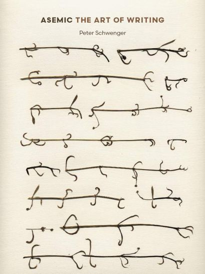 Asemic Art of Writing Schwenger