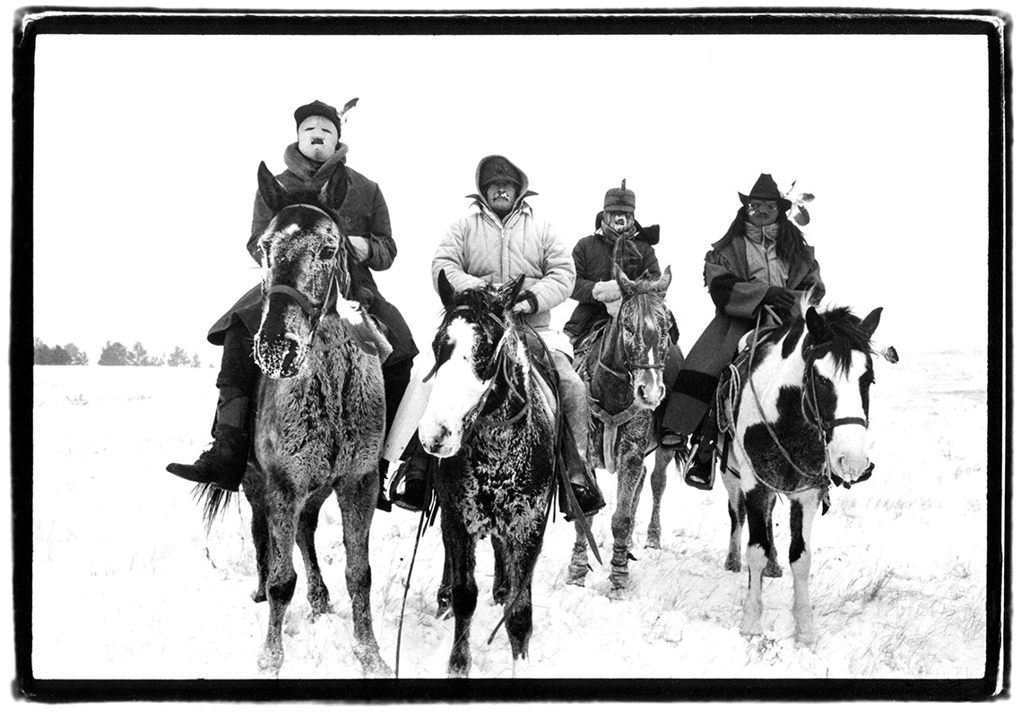 Ronnie Farley FOUR HORSEMEN